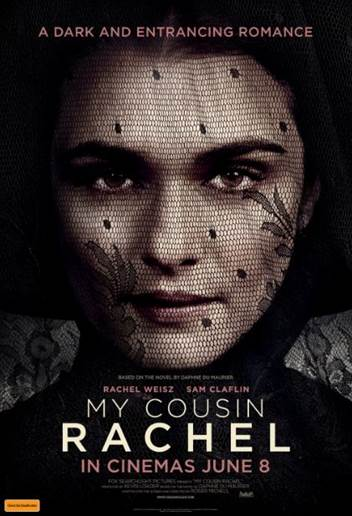 my cousin rachel essays My cousin rachel by daphne du maurier but my cousin rachel is a very different book from jane eyre others have said that du maurier has a way with words.